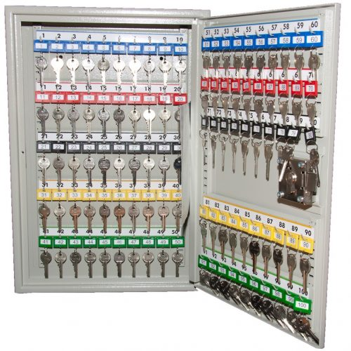 100 Hook Extra Security Cabinet (KSE100)