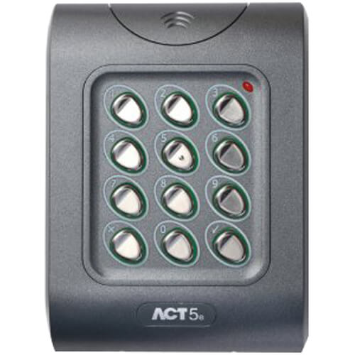 ACT ACT5e Electronic Stand alone keypad