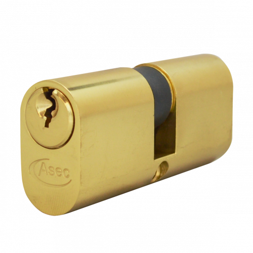 ASEC 5-Pin Oval Double Cylinder
