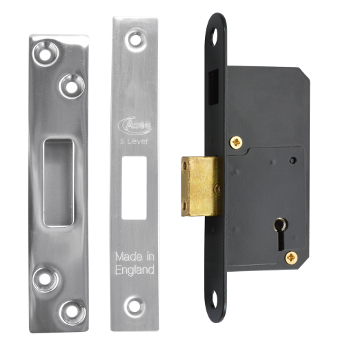 ASEC 50mm 5 Lever Deadlock