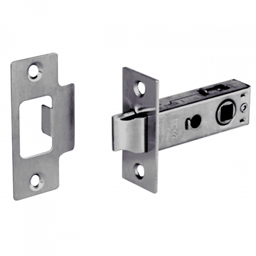 ASEC Bolt Through Tubular Mortice Latch