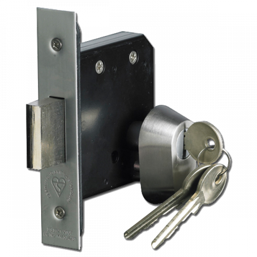 ASEC BS3621 Double Euro Mortice Deadlock