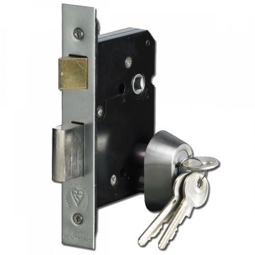 ASEC BS3621 Double Euro Mortice Sashlock