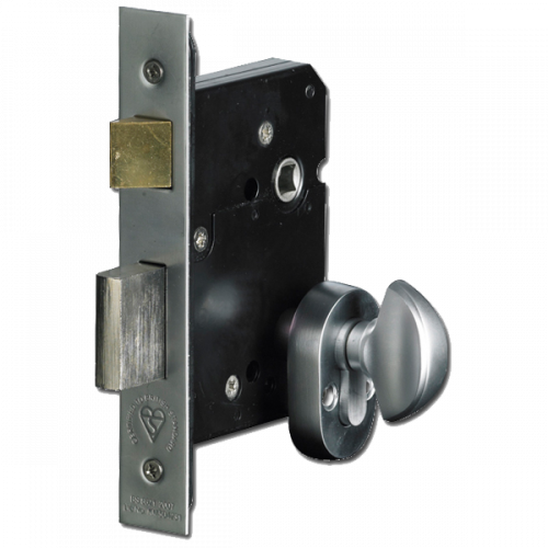 ASEC BS8621 Key & Turn Euro Mortice Sashlock