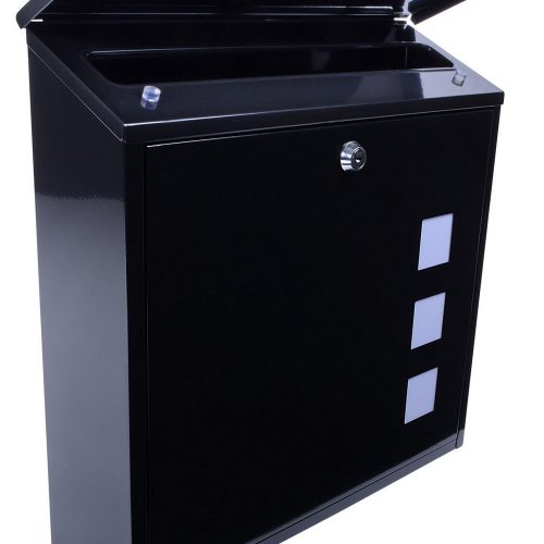 Burg-Wächter Aire Post Box Black (5016567024019)