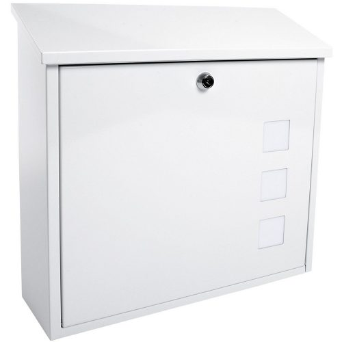Burg-Wächter Aire Post Box White (5016567024064)