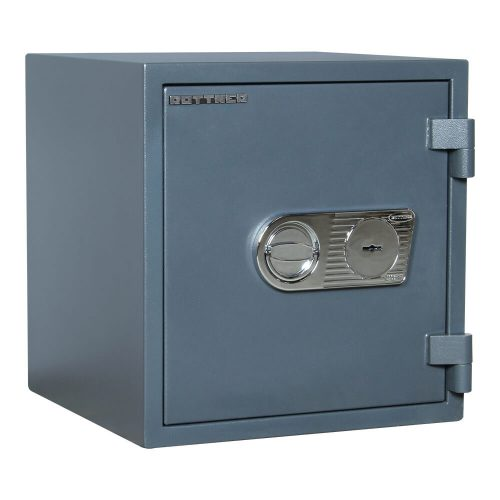 Burglary Fireproof Safe Rottner Atlas 45 EN1 DB Key Lock (T06205)