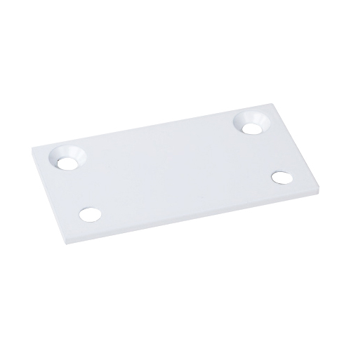 Chain Opener Wide Fixing Plate UPVC