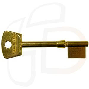 Chubb K521 3G110 Genuine Key Blank