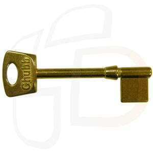 Chubb K722 3G114 Genuine Key Blank