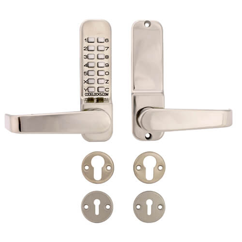 Codelocks CL400/405 Series Front and Back Plates Only