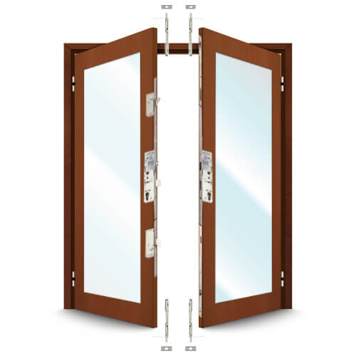 ERA 7145 Series French Door Kit For timber and composite French doors