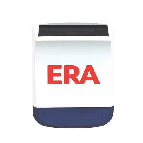 Era-Valiant Wireless Solar Siren Alarm Box