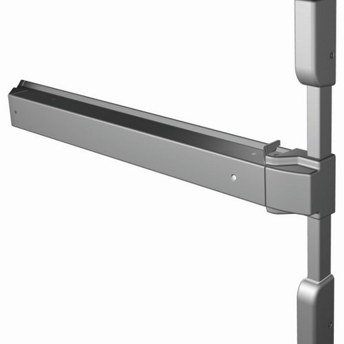 Exidor 402 Series Two Point Touch Bar & Vertical Pullman Latches