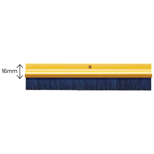 Exitex Brushstrip – Internal Brushstrip Suitable For Use With All Door Types & Profiles