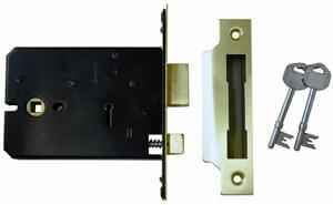 Imperial G5012 5 Lever 6 Horizontal Mortic...