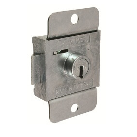 L&F 2303 Springbolt Locker Lock