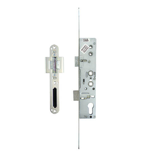 Lockmaster Overnight Lock – 20mm Faceplate, Double Spindle.