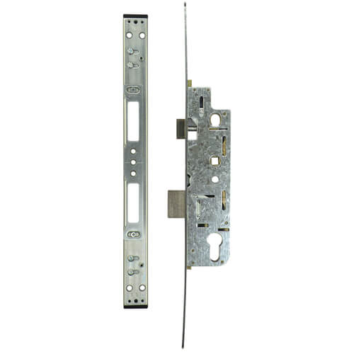 Overnight Lock to suit GU Old Style Locks – 16mm Faceplate, Lift Lever.