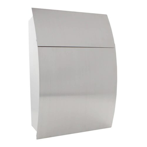Rottner Harrow Stainless Steel Letterbox (...