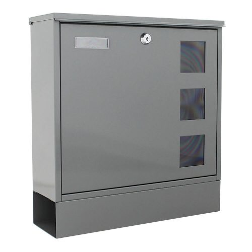 Rottner Post Box Postale Gray (T06049)