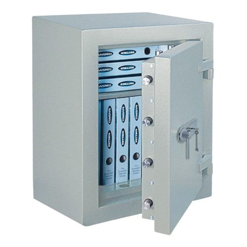 Rottner Security Cabinet Diamond Super Fire Premium DO 60 IT EN3 Key Lock (T05931)