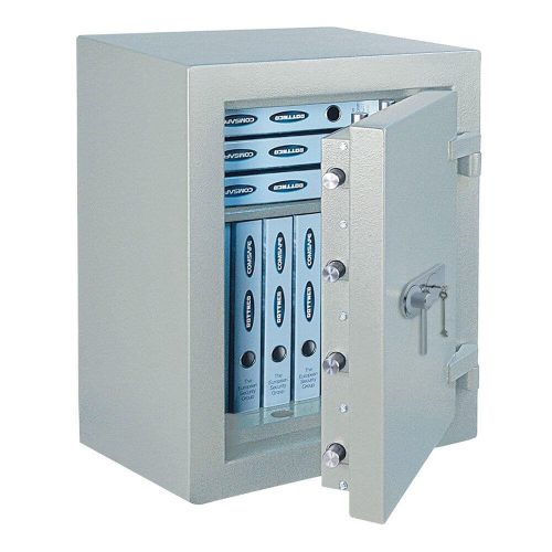 Rottner Security Cabinet Diamond Super Fire Premium DO-65 IT EN3 Key Lock (T05933)