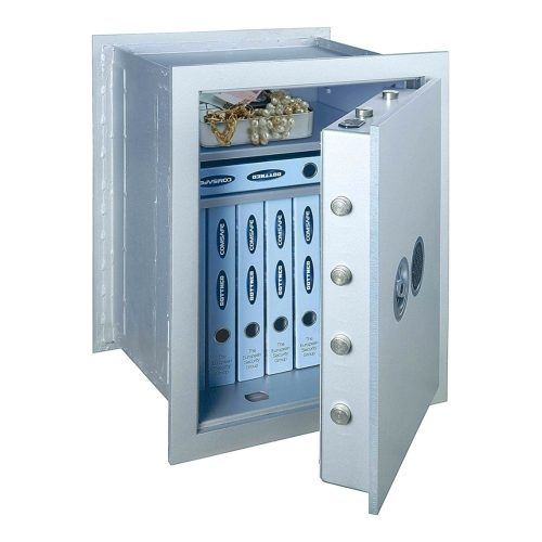 Rottner Stone GSE 80 Premium EL Wall Safe Electronic Lock (T05054)
