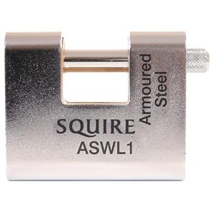 Squire ASWL Armoured Shutter Padlocks
