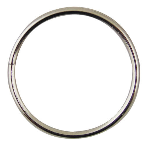 TA039 Wire Jump Rings 19mm 0.75 1000