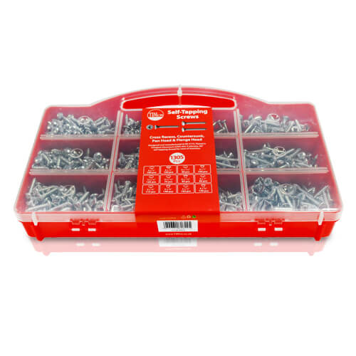 Timco Self Tapping Assorted Screws