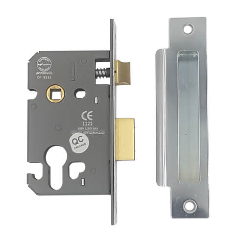 TSS Fire Rated Euro Mortice Sashlock