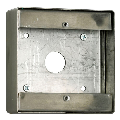 TSS Stainless Steel Back Box