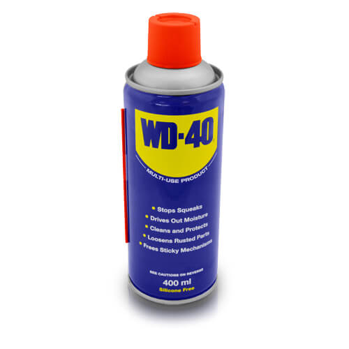 WD-40 Lubricant Spray Can