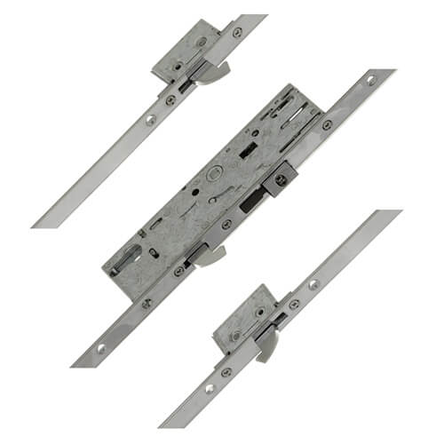 Yale YS170 Latch and 3 Hooks. Short Versio...